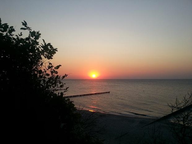Nienhagen Sonnenuntergang_klein